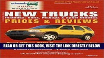 [FREE] EBOOK New Trucks Prices and Reviews, Spring 2001: Includes Vans, Pickups and Sport
