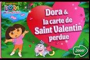 Dora LExploratrice La carte de la Saint Valentin perdue Jeux Amusant pour Enfants