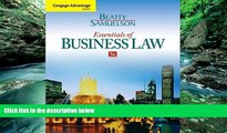 Big Deals  Cengage Advantage Books: Essentials of Business Law  Full Read Most Wanted