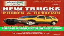 [READ] EBOOK New Trucks Prices and Reviews, Spring 2001: Includes Vans, Pickups and Sport