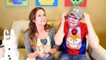Adult Crying Babies - Grown-up Toddlers in Real Life - Let's Play Blocks Edss