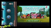 Angry Birds Star Wars II - REBELS Birds Side Level BE 4 - 6 Walkthrough 3 Stars