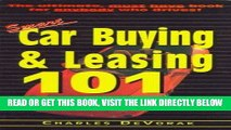 [FREE] EBOOK Smart Car Buying   Leasing 101 ONLINE COLLECTION
