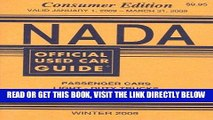 [READ] EBOOK NADA Official Used Car Guide: Passenger Cars, Light-Duty Trucks (NADA Official Used