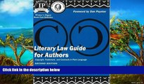 Big Deals  Literary Law Guide for Authors: Copyright, Trademark, and Contracts in Plain Language