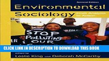 [New] Ebook Environmental Sociology: From Analysis to Action Free Online