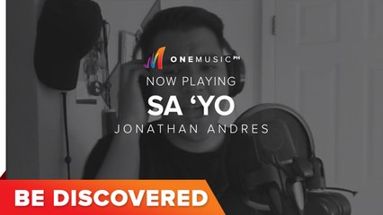 BE DISCOVERED - Sayo (Cover) by Jonathan Andres