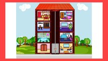 Lili Apartment-lili home,baby lili an apartment that have lots of rooms- Gameplay for kids