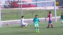 [HIGHLIGHTS] FUTBOL (Juvenil): Girona - FC Barcelona (0-1)