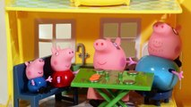 Peppa Pig : George Pig fait ses dents | Les histoires de Peppa Pig Dessin animé