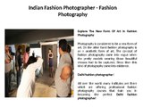 Fashion Photographer ,  Fashion Photography