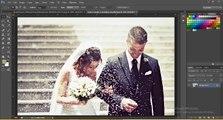 Photoshop Tutorial - Wedding Photos - How to Edit Wedding Photos