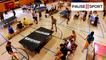 Un nouveau sport en provenance d'Allemagne mêle ping pong et football