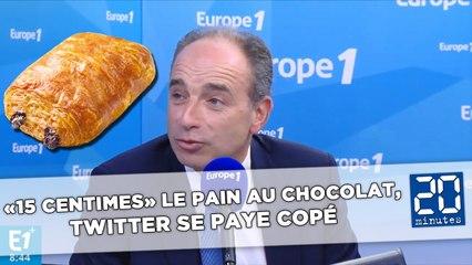 Pain au chocolat: Jean-François Copé a rencontré la boulangère qui les vend  à 15 centimes