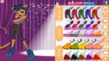 Monster High Howleen In Dance Class - Best Games for girls