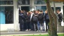 Intrusion au lycée Robert-Garnier : 1 200 élèves confinés