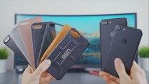 Top 10 : Meilleures coques et protections pour iPhone 7 / 7 Plus !