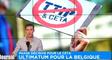 Comment les médias belges évoquent le CETA