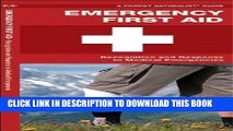 [New] Ebook Emergency First Aid: Recognition and Response to Medical Emergencies (Pocket Tutor