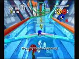 Sonic Heroes - Power Plant - Team Sonic - A-Rank