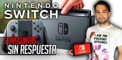 Nintendo Switch: 5 preguntas todavía sin respuesta