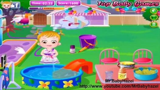Baby Hazel in Backyard Party Game level 2 - Vidéo Dailymotion
