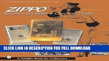 [New] Ebook Zippo Advertising Lighters: Cars   Trucks (Schiffer Book for Collectors) Free Online