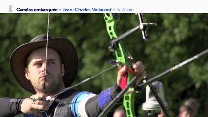 Esprit Bleu - Caméra embarquée avec Jean-Charles Valladont