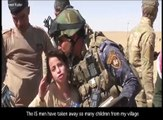 Iraqi Forces Recovers 10 Year Old Ayesha