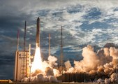 Live : Ariane 5 launch VA241 on January 25, 2018