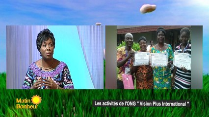 Matin Bonheur de RTI 1 du 24 octobre 2016 avec Marième Touré Partie 2