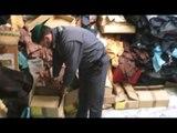 Gricignano/Lusciano (CE) - Lavoro nero, blitz dei finanzieri: imprenditori denunciati (24.10.16)