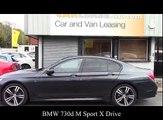 Carlease UK Video Blog BMW 730d M Sport X Drive  Car lease deals
