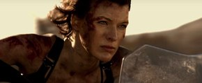 Resident Evil: El Capítulo Final - Nuevo tráiler Internacional