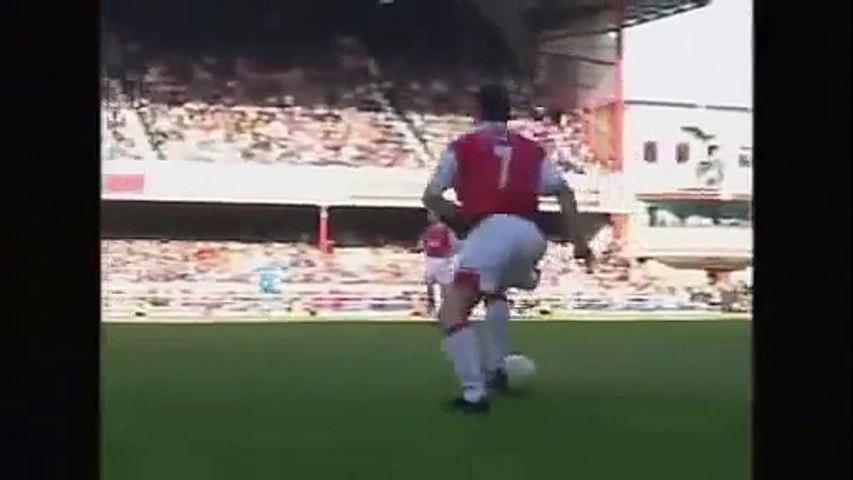 Tony Adams goal vs Everton 1998