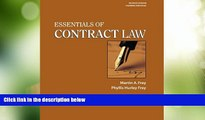Must Have PDF  Essentials of Contract Law  Full Read Best Seller
