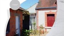 A vendre - Maison à rénover - Ligny Le Ribault (45240) - 5 pièces - 133m²