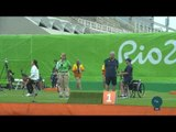 Women's Individual Compound Open | Kim v Reppe | Rio 2016 Paralympics