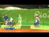 Men's Individual W1 semifinal   Walker v Herter   Rio 2016 Paralympics