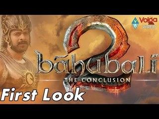Bahubali 2 First Look Poster || Prabhas, Rana, Anushka || 2016 Latest Movies