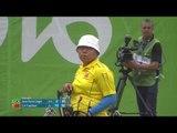 Women's Individual Compound Open | Lin v Gogel | Rio 2016 Paralympics