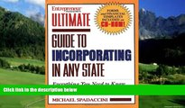 Books to Read  Ultimate Guide to Incorporating in Any State  Full Ebooks Most Wanted