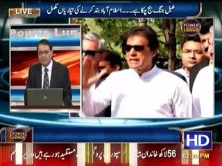 Imran Khan k Jalsy main Tahir ul Qadri ke elawa konsi aham jamat shamil hony ja rhi hai... inside story