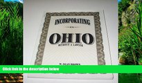 Books to Read  Incorporating in Ohio: Without a Lawyer (Incorporating Without a Lawyer)  Best