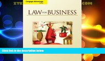 Big Deals  Cengage Advantage Books: Law for Business  Full Read Most Wanted