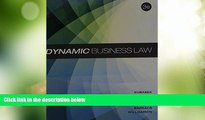 Big Deals  Dynamic Business Law with Connect Access Card  Full Read Best Seller