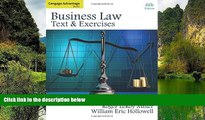 Deals in Books  Cengage Advantage Books: Business Law: Text and Exercises  Premium Ebooks Online