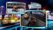 CM Punk vs Chris Jericho-WWE Championship Match WrestleMania XXVIII