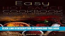 [Ebook] Easy Hot Sauce Cookbook (Hot Sauce Cookbook, Hot Sauce Recipes, Hot Sauce Book, Hot Sauce