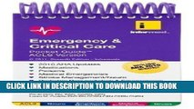 [FREE] EBOOK Emergency   Critical Care Pocket Guide, ACLS Version by Derr, Paula, Criddle, Laura